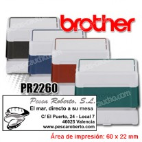 Brother DigiStamp PR-2260 - 60 x 22 mm