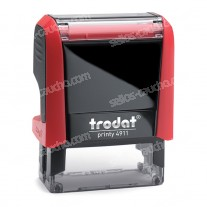 Trodat Printy 4911 TEX - 38 x 14 mm (Textil)