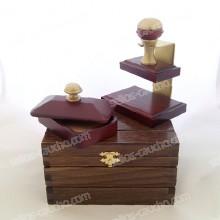 Caja de Madera para Portasello Decodesk