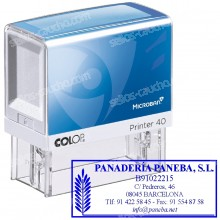 Colop Printer 40 Microban ES