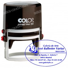 Colop Printer Oval 55 ES