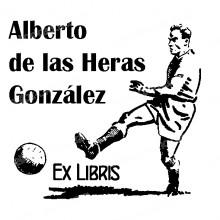 EX LIBRIS REGATE FUTBOL