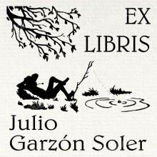 Ex Libris Niño Pescando