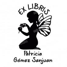 EX LIBRIS NINFA FLOR
