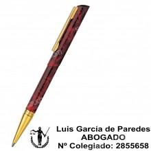 Bolígrafo con Sello Heri 3089