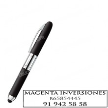 Bolígrafo con Sello 3 en 1 Mini Stamp Smart 4321M