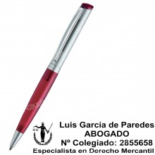 Bolígrafo con Sello Heri 6041