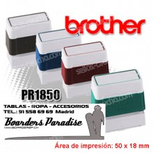 Brother DigiStamp PR-1850 - 50 x 18 mm