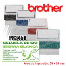 Brother DigiStamp PR-3458 - 58 x 34 mm