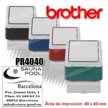 Brother DigiStamp PR-4040 - 40 x 40 mm