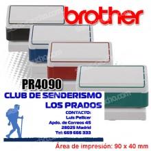Brother DigiStamp PR-4090 - 90 x 40 mm