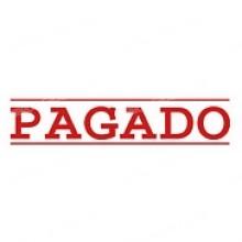 """Trodat Printy 4911 """"PAGADO"""""""
