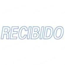 "Trodat Printy 4911 ""RECIBIDO"""