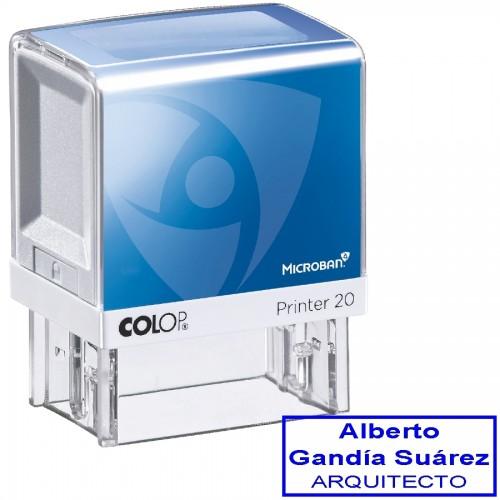 Colop Printer 20 Microban ES
