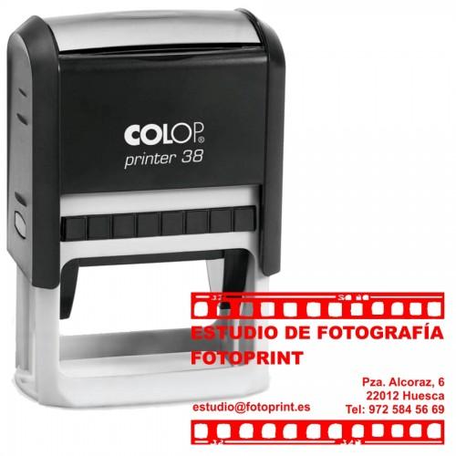 Colop Printer 38 ES