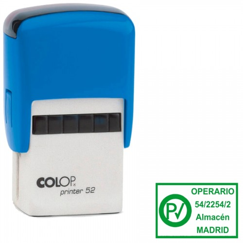 Colop Printer 52 ES