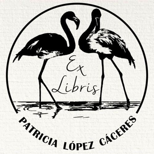Ex libris flamencos