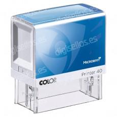 Colop Printer 40 Microban - 59x23 mm