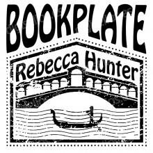 Venice Bookplate