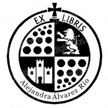 EX LIBRIS LEON Y CASTILLO COAT