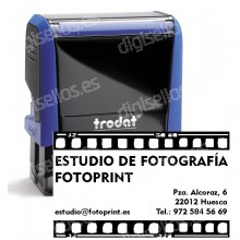 Trodat Printy 4929 to 50 x 30 mm