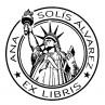Ex Libris Estatua Libertad