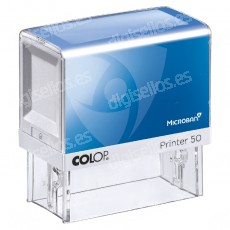 Colop Printer 50 Microban - 69x30 mm