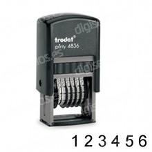 Numerador Trodat Printy 4836