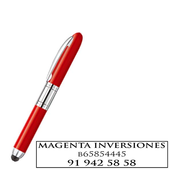 Bolígrafos con Sello Incorporado Heri 4374M